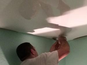 Steve Robert - Pose de plafond tendu