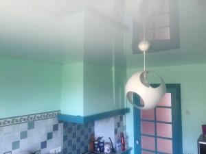 Steve Robert plafond tendu cuisine