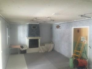 Plafond tendu Steve Robert