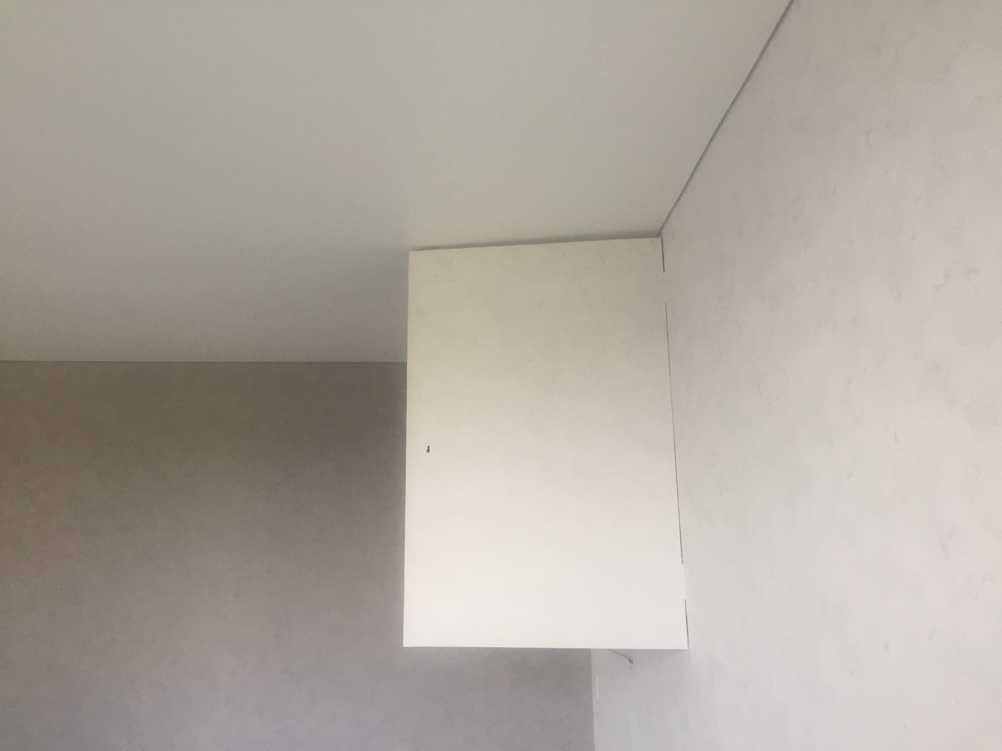Mes r alisations steve robert peinture for Enduire un plafond au rouleau