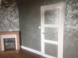 peinture décorative